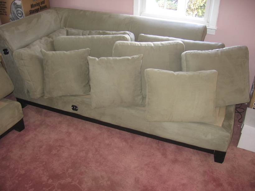Upholstery Fabric Cleaning Gallery